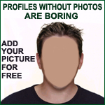 Image recommending members add Wyoming Passions profile photos